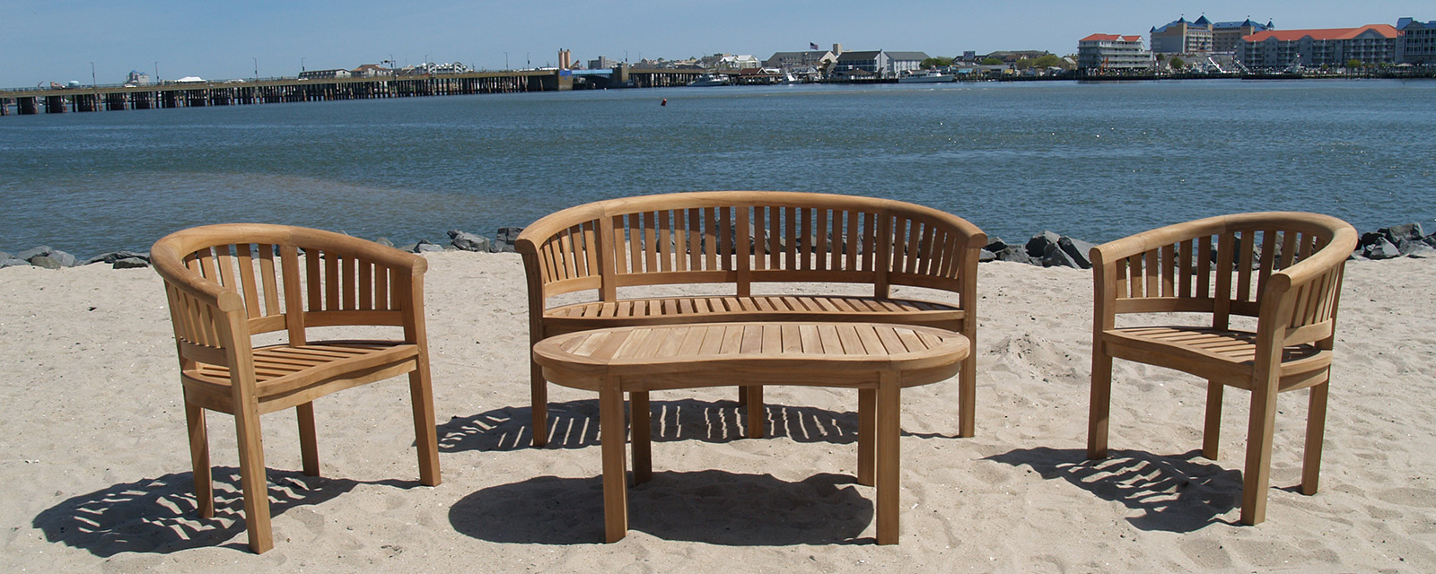 Windsor Teak Furniture Kensington Collection