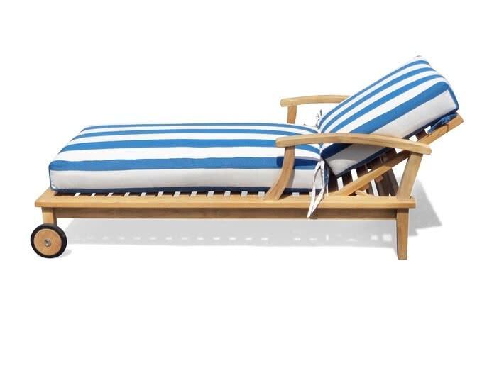 Deep Seating Sun Lounger