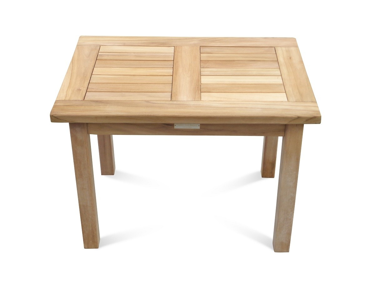 "Cape Cod Rectangular 28"" x 20"" x 20"" Teak Coffee Table"