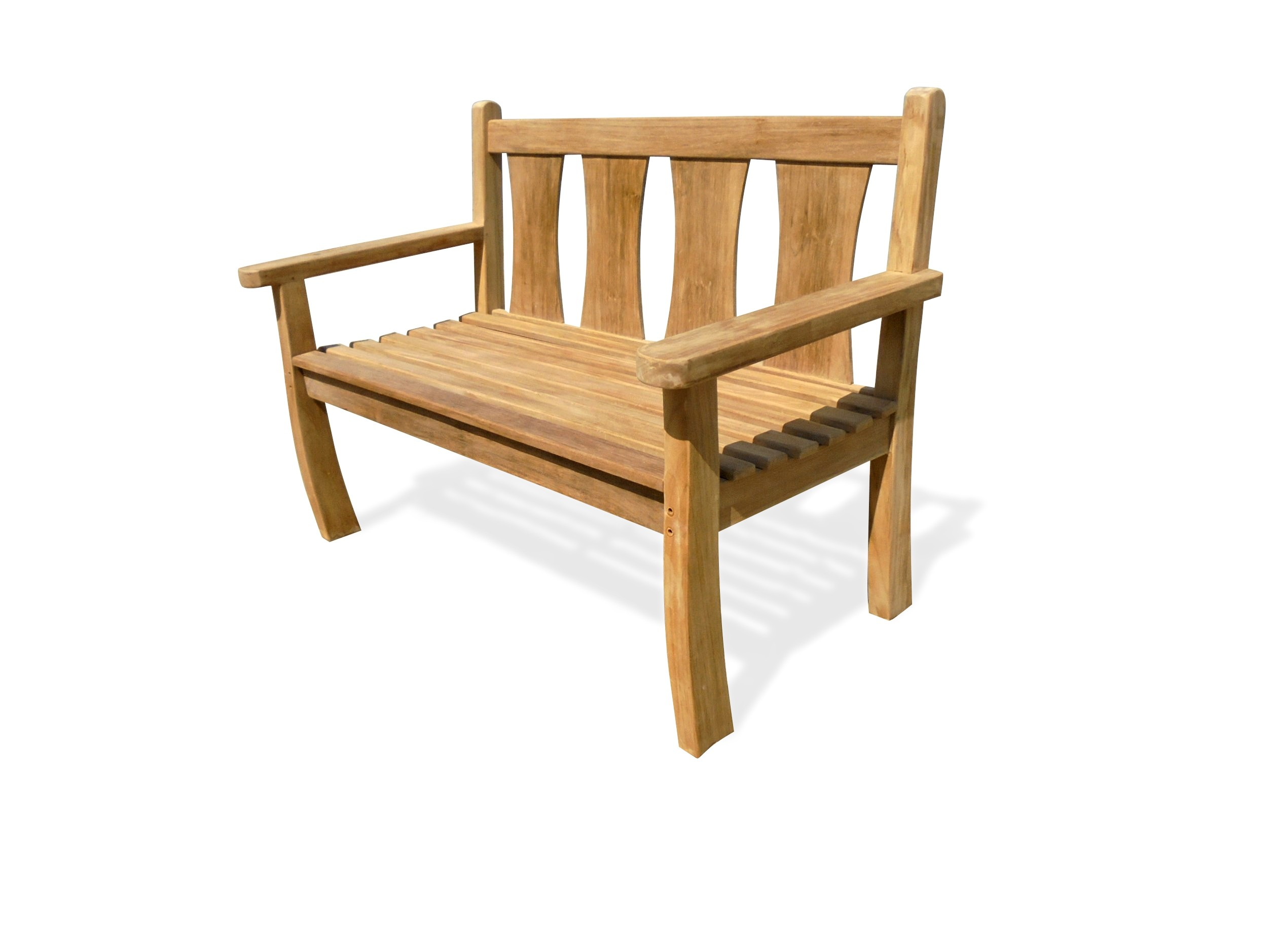 Windsor's......Exclusive.....Balmoral Teak Bench 2 Seater