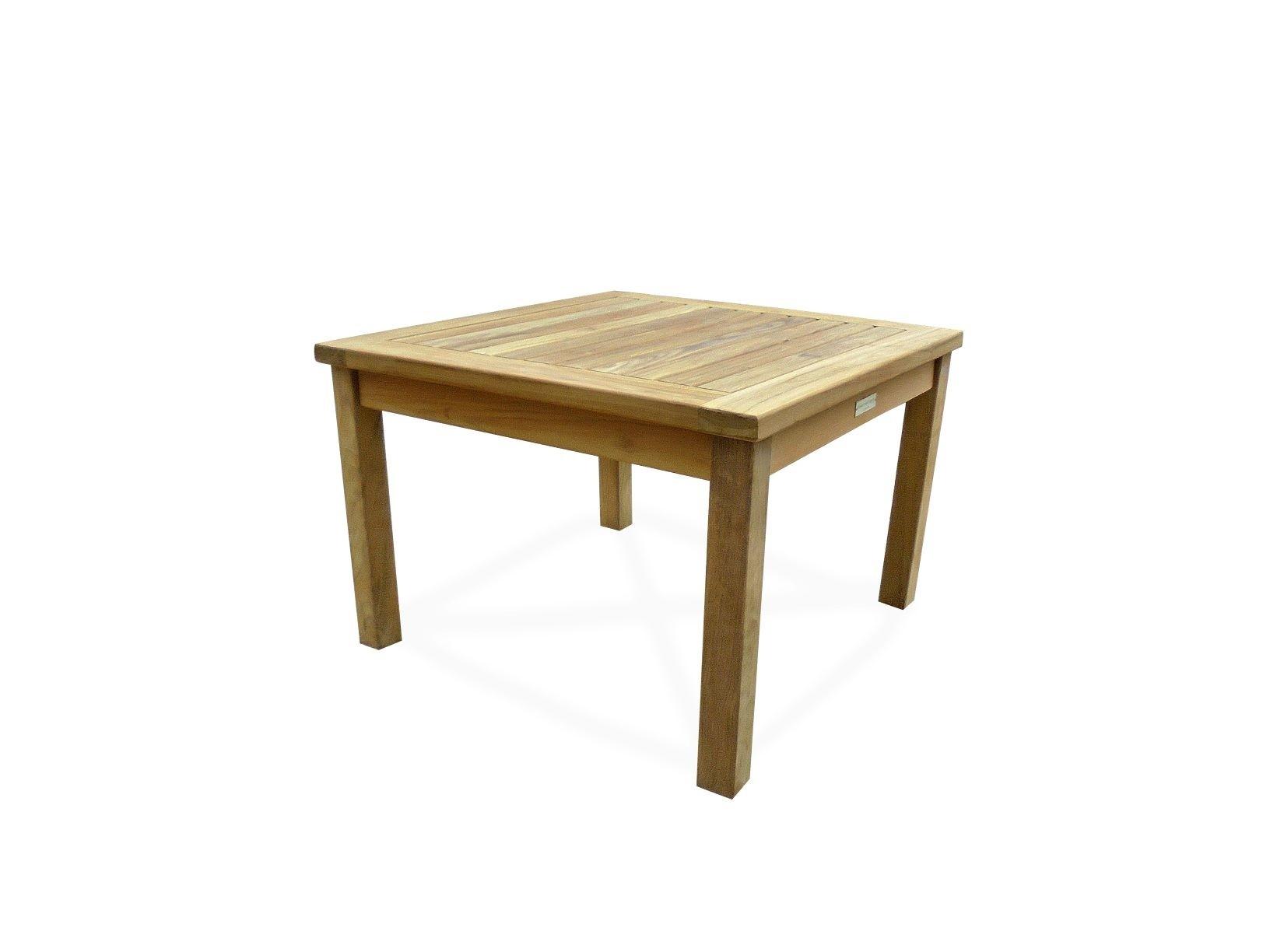 Cape Cod Square 27 x 18 H Teak Coffee Table