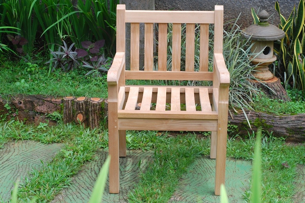Windsor Teak Armchair