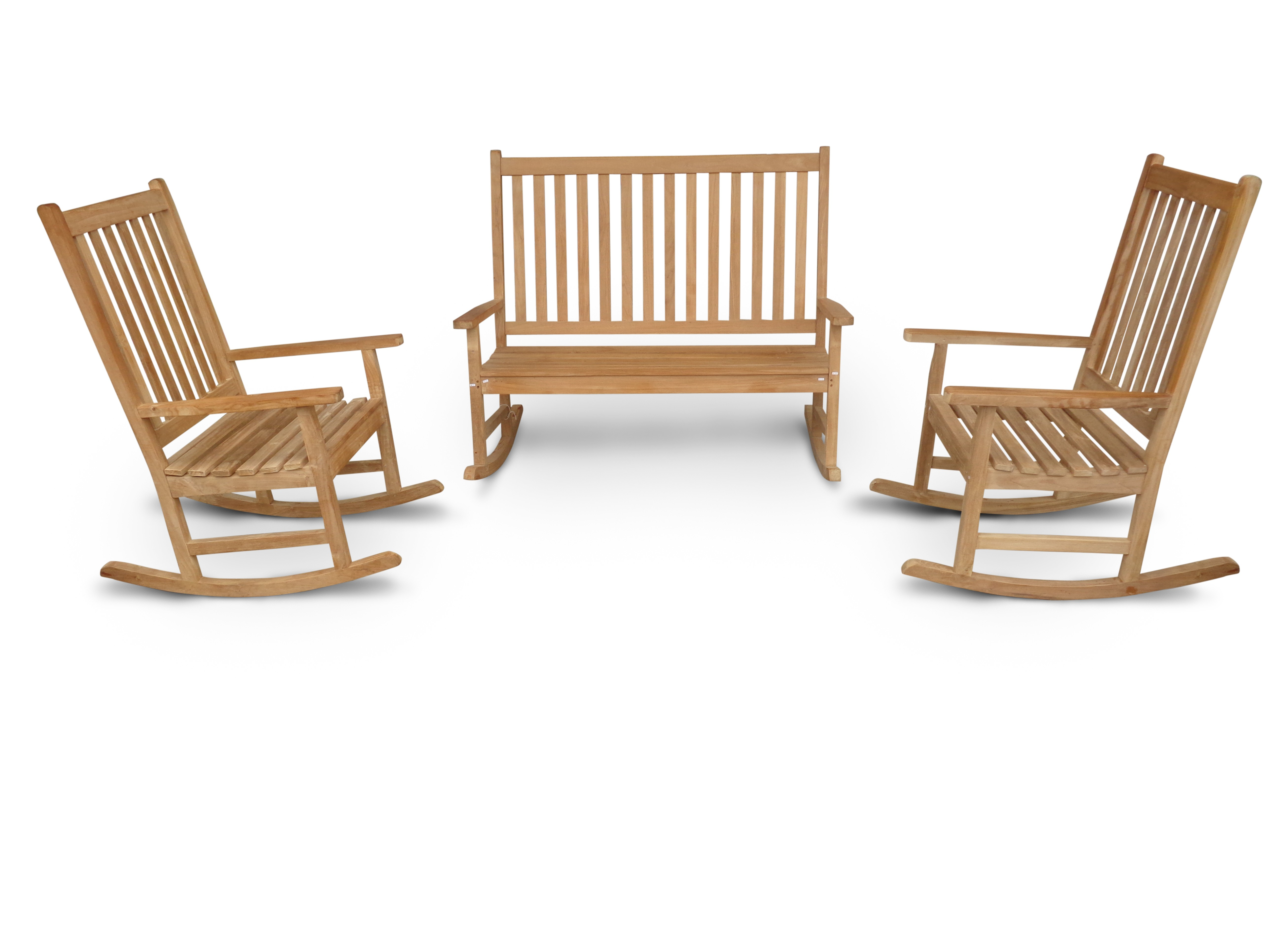 Valencia Rocker 3 Pc Set