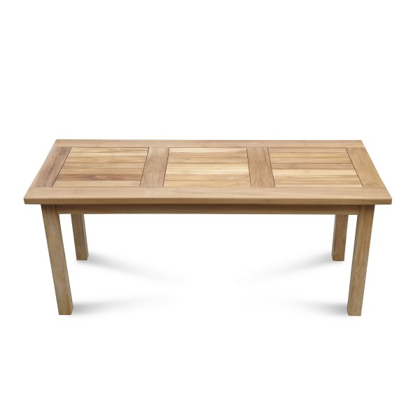 "Cape Cod Rectangular 48"" x 20"" x 20"" Teak Coffee Table"