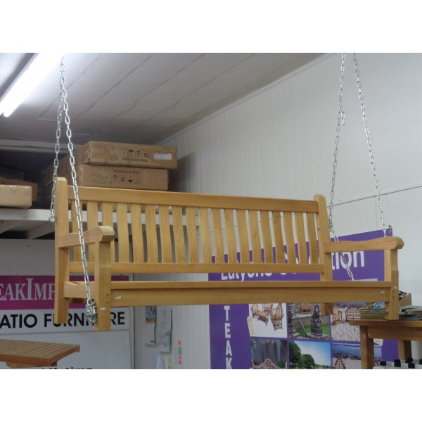 Windsor 3 Seater Bench Swing