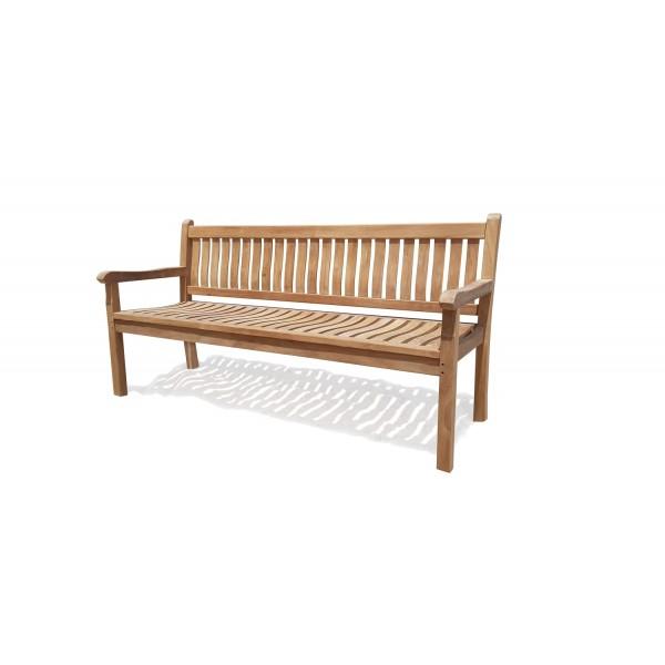 "72"" Windsor Teak Bench 4 Seater"