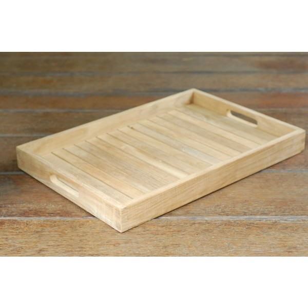 Nantucket Teak Serving Tray