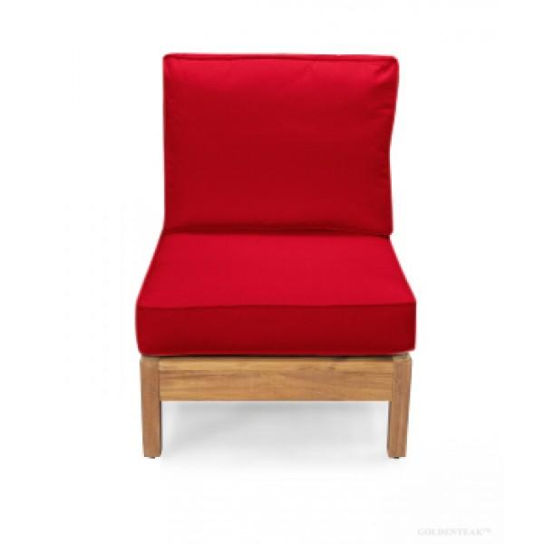 Portofino Deep Seating Sectional Center w/ Sunbrella Cushions