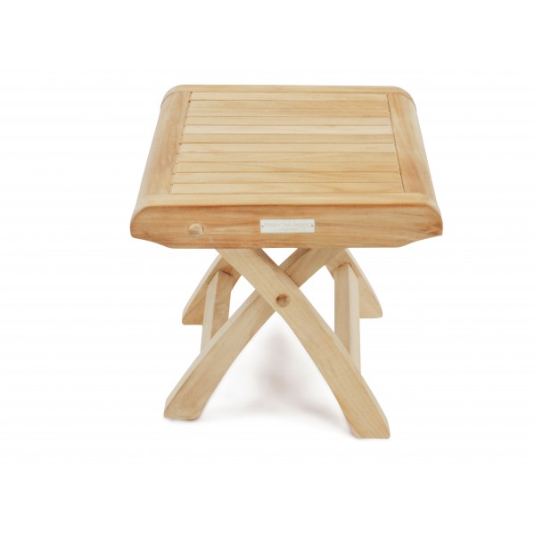 "The Windsor 16"" Sq x 16"" H Foot Stool/ Side Table.....take your pick!"